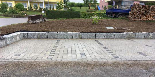 Wir pflastern Ihre Stellplätze oder Parkplätze | Wurst Tief- und Pflasterbau