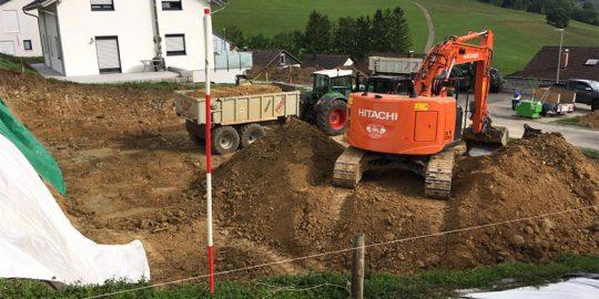 Erdarbeiten an Ihrem Bauplatz in Waldshut-Tiengen | Wurst Tiefbau und Pflasterbau