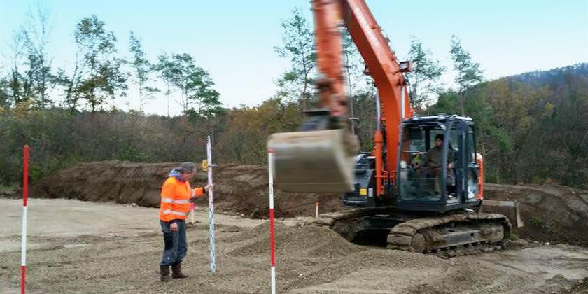 Aushub Arbeiten erledigt Wurst Tief- und Pflasterbau aus Waldshut-Tiengen